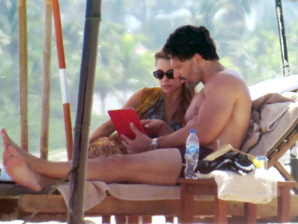 Inside Sofia Vergara & Joe Manganiello's Romantic Labor Day Vacation