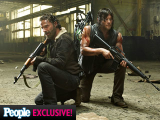 PHOTO: See a Scary Sneak Peek from The Walking Dead
