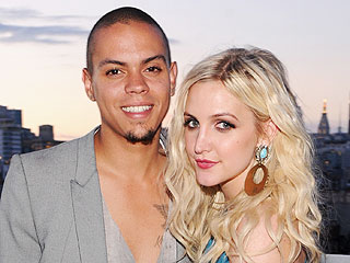See Ashlee Simpson and Evan Ross Honeymooning in Bali