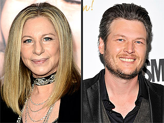 Hear Barbra Streisand's Duetwith Blake Shelton | Barbra Streisand, Blake Shelton