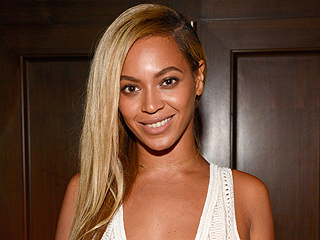 Beyoncé Thanks Fans by Wearing a Bikini and Doing a Backbend