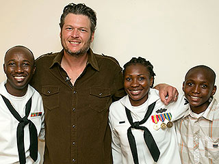 How Blake Shelton Helped Change a Military Family's Life | Blake Shelton