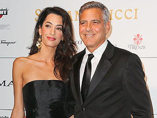 George Clooney's Wedding Reception Will Include 100 Cases of Tequila!