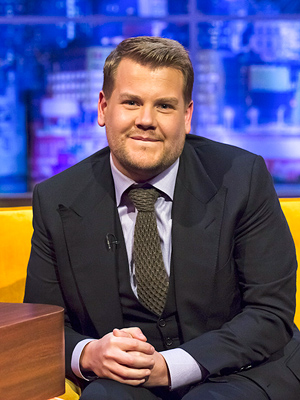 James Corden Welcomes Daughter Carey