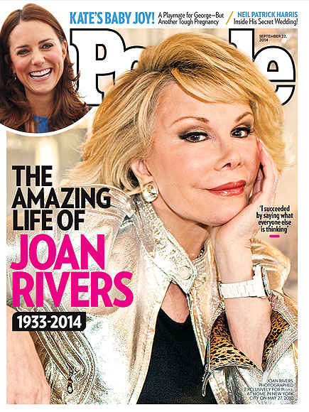 How Joan Rivers Brought Laughter Until the End
