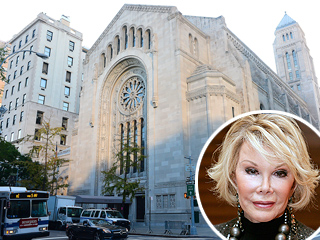 Joan Rivers's Private Funeral Was a Star-Studded Send-Off