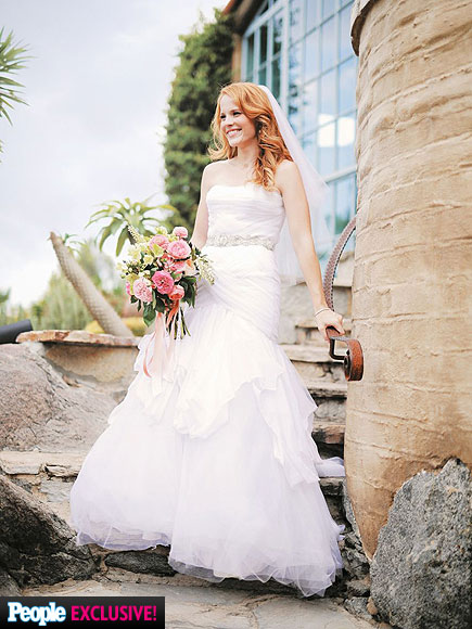 Katie LeClerc Marries Brian Stuart Habecost| Weddings, Switched at Birth, Married, Katie Leclerc