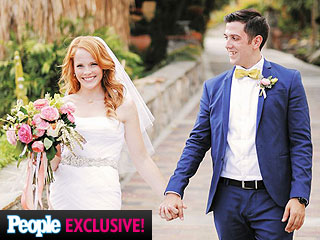 Switched at Birth's Katie LeClerc Weds – See the Photos!
