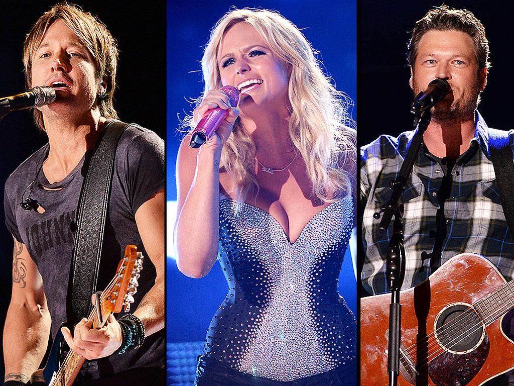 CMA Awards 2014: Keith Urban, Miranda Lambert and Blake Shelton to Perform