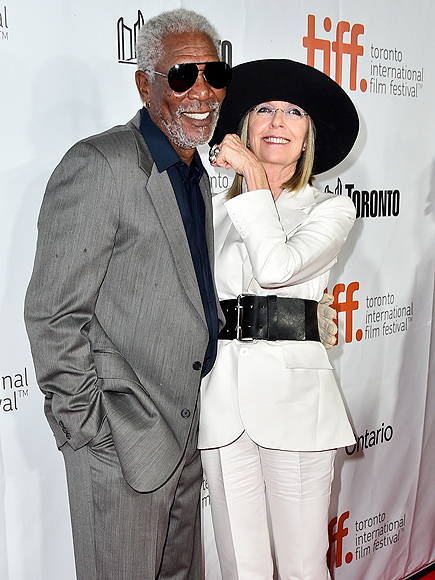 Diane Keaton and morgan freeman movie