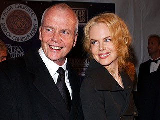 Nicole Kidman 'in Shock' over Death of Her Father | Nicole Kidman