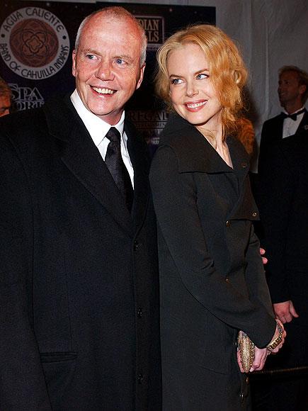 Nicole Kidman, Keith Urban Say Tearful Goodbye to Her Father in a 'True Family Affair'| Death, Keith Urban, Nicole Kidman, Russell Crowe, Nicole Kidman