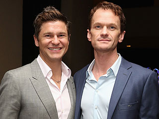 Neil Patrick Harris and David Burtka Share Wedding Photo