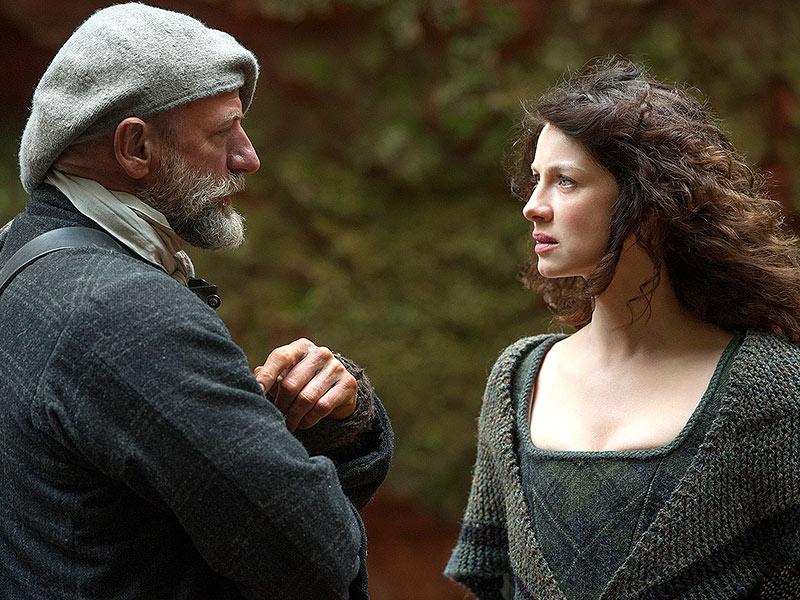 Outlander Recap: Claire Gets Engaged!| Outlander, TV News, Caitriona Balfe, Sam Heughan