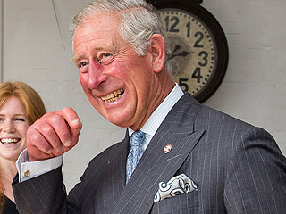 Prince Charles: Kate's Pregnancy Is 'Wonderful'