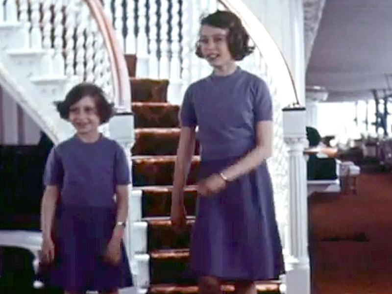Queen Elizabeth 39 S Never Before Seen Home Movies