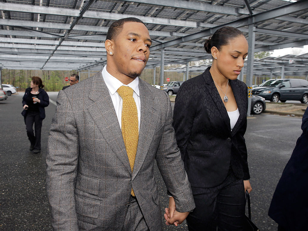 Janay Rice Speaks Out on Ray Rice's Firing over Apparent Assault Caught on Tape| Couples, Domestic Violence, Baltimore