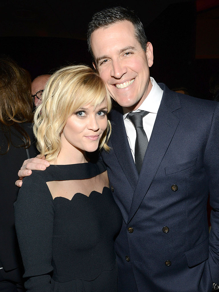 Reese Witherspoon on Her Wild Sex Scene: My Husband Is