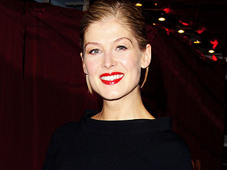 Rosamund Pike on Juggling Motherhood: 'You Have Less Time to Worry'