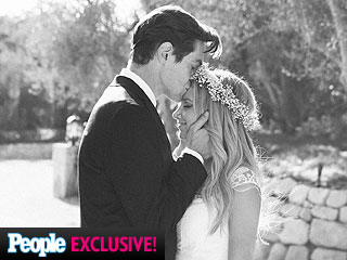 All the Details on Ashley Tisdale's 'Rustic and Romantic' Wedding