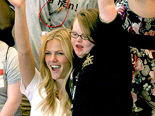 How Brooklyn Decker Supports Her Aunt, a Special Olympics Athlete