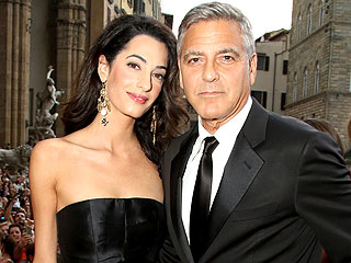 Inside George and Amal's Wedding Weekend Party Central