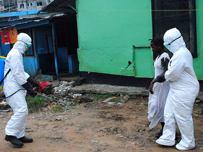 Ebola: How Much of a Threat Is It to Americans?