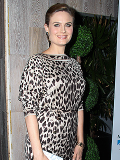 Emily Deschanel Mercy for Animals
