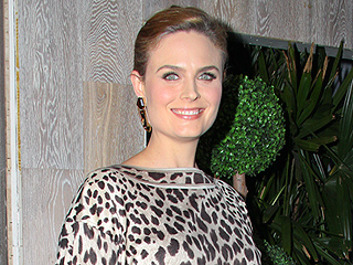 Emily Deschanel Says Son's Vegan Birthday Will Be a 'Lot of Fun'