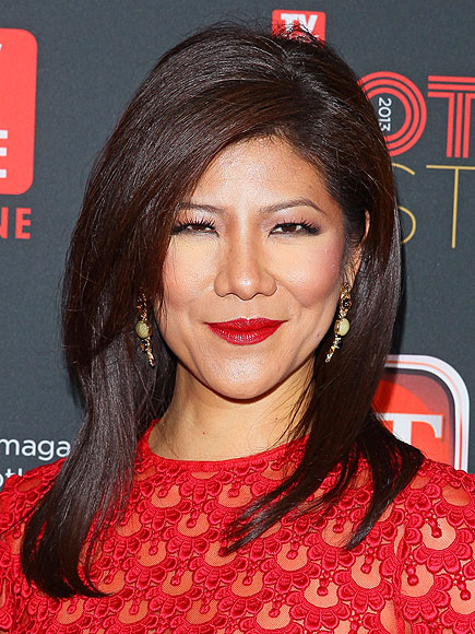The Talk's Julie Chen Is a Little Bit Raunchier Than People Think