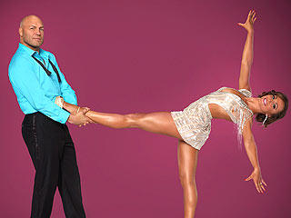 Karina Smirnoff's DWTS Blog: We're Taking No Chances on the Paso Doble