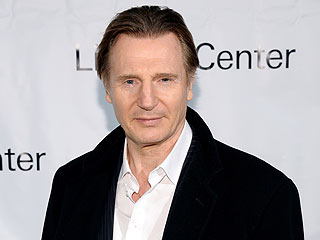 Liam Neeson Reveals What Makes Him Feel Like a Wimp