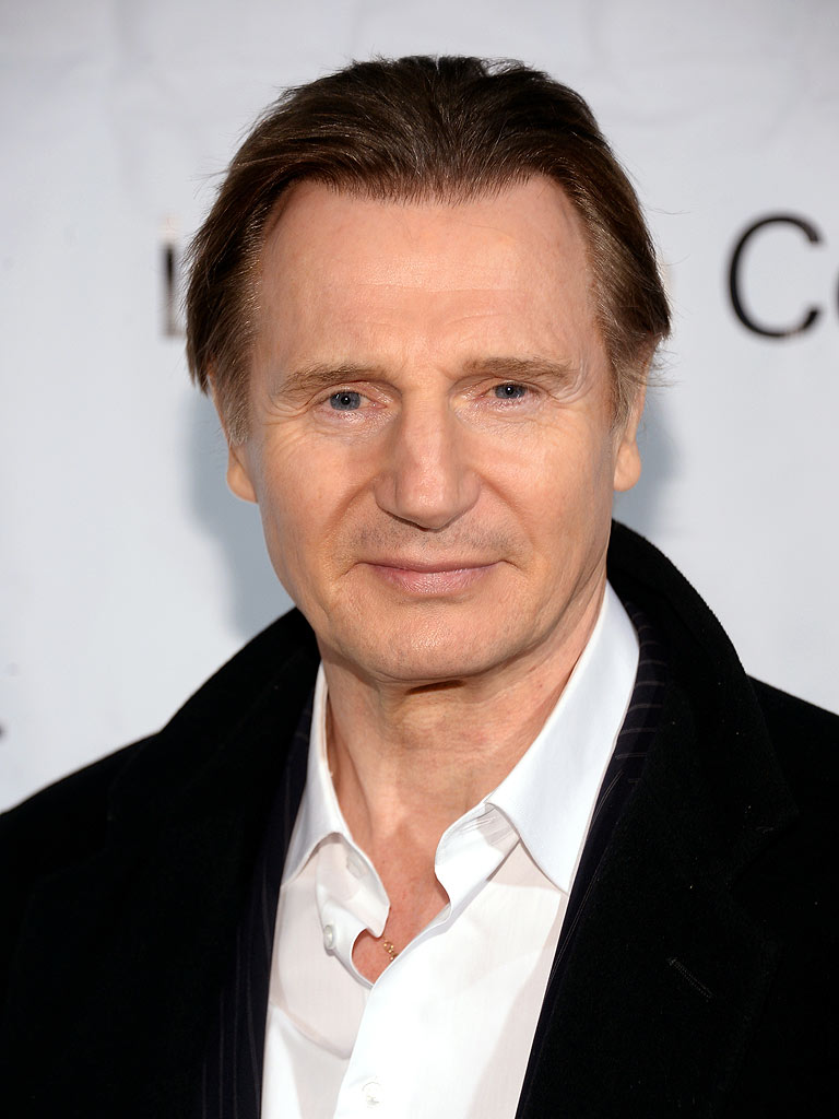 Liam Neeson And Olivia Wilde Are Paul Haggis Third Person: Liam Neeson, Action Star Reveals What Makes Him A Wimp