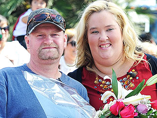 Honey Boo Boo's Parents, Mama June and Sugar Bear, Split
