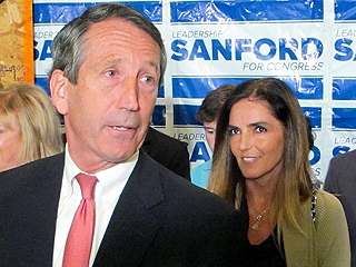 U.S. Rep. Mark Sanford Ends Engagement to His Former Mistress
