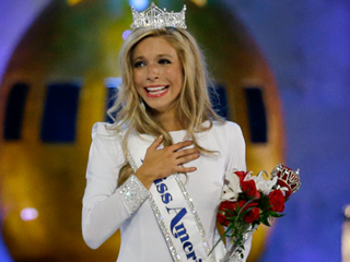 Miss America Responds to Sorority Hazing Allegations