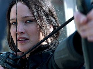 Watch the New Hunger Games: Mockingjay – Part 1 Trailer | The Hunger Games: Mockingjay - Part I, Jennifer Lawrence