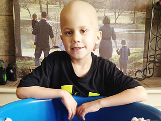 Heroes Among Us: Meet the 6-Year-Old Cancer Patient Cheering Up Other Sick Kids