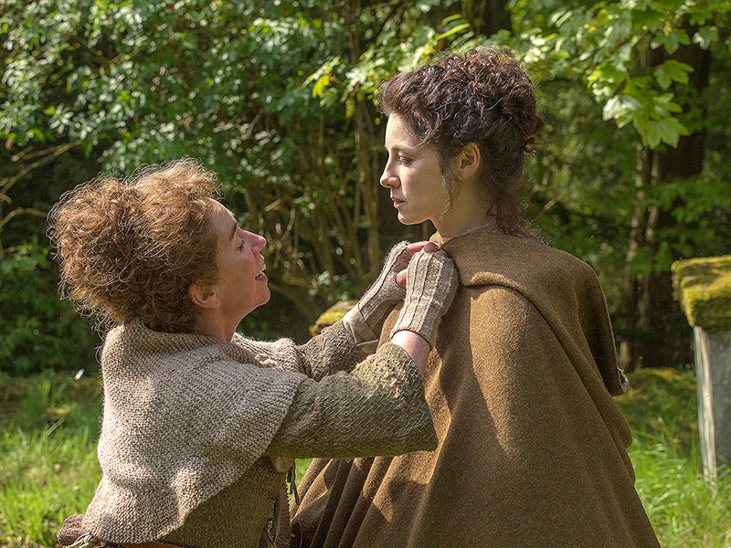 Outlander Recap: The Wedding Night| Outlander, Diana Gabaldon
