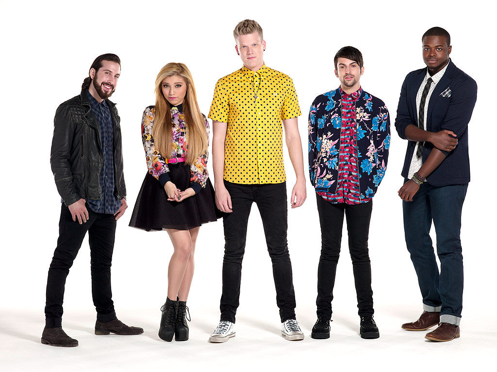Listen to youtube sensations pentatonix s brand new song rather be
