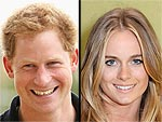 Are Prince Harry and Cressida Bonas Back To