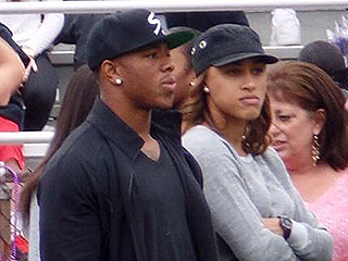 Ray and Janay Rice Go to a Football Game as Friends Defend Their Marriage