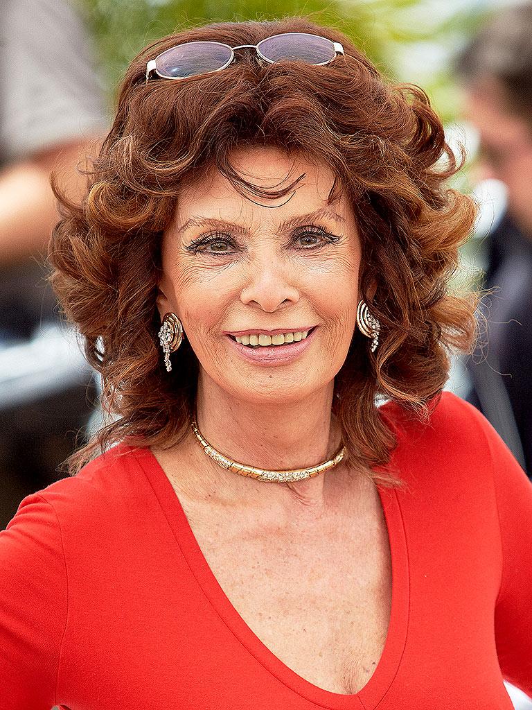 Celebrate Sophia Loren...