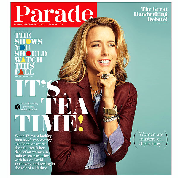 Téa Leoni: 'I Don't Know How I Could Ever Hate' David Duchovny| Breakups, Couples, Divorced, TV News, David Duchovny, Morgan Freeman, Tea Leoni