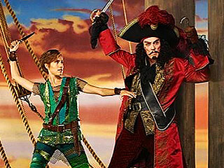 PHOTO: See Christopher Walken as Captain Hook | Christopher Walken