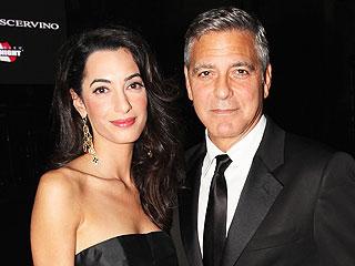 George Clooney Marries Amal Alamuddin