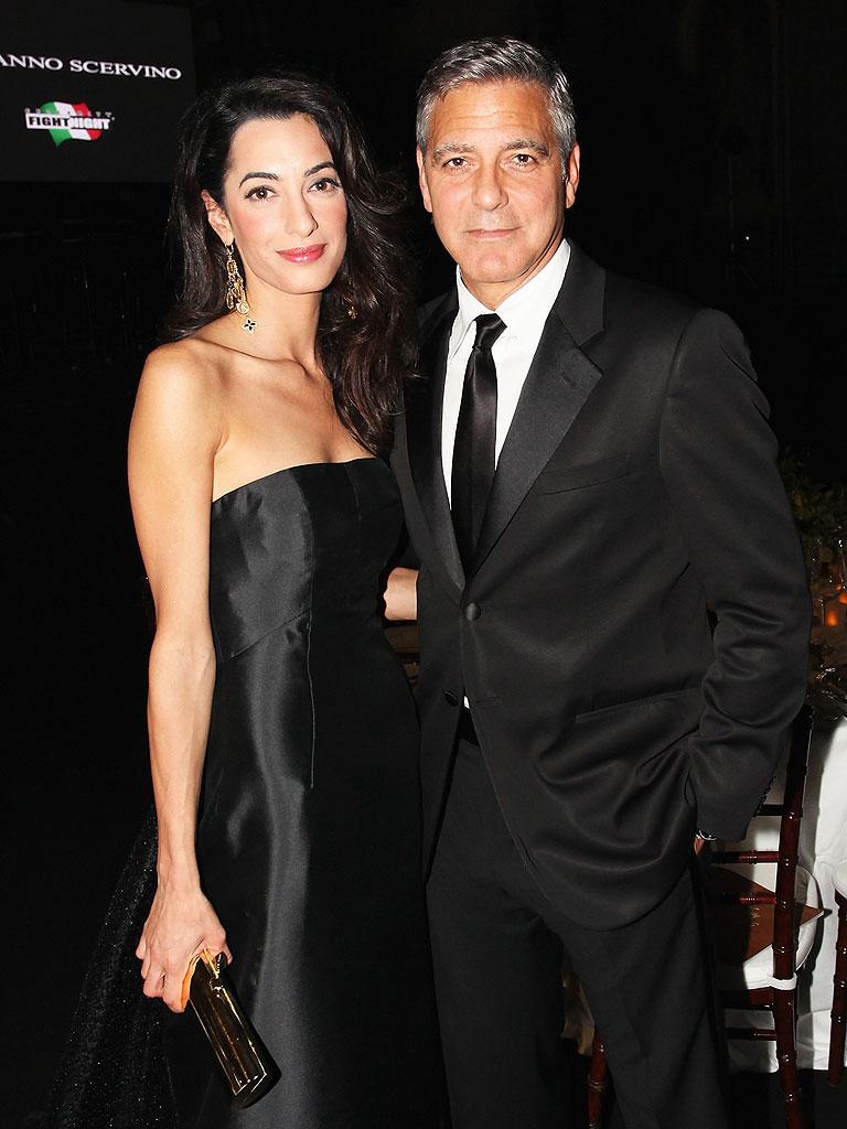 George Clooney Wedding: Star Marries Amal Alamuddin in