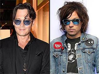 See Johnny Depp Rock Out with Ryan Adams at a London Show
