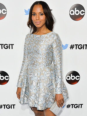 Kerry Washington TGIT Party