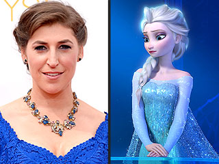 Mayim Bialik Doesn't Like Frozen, Isn't Afraid to Tell You Why | Mayim Bialik